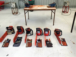 Chainsaw Training Course Perth