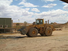 Front-end Loader Training Course Perth